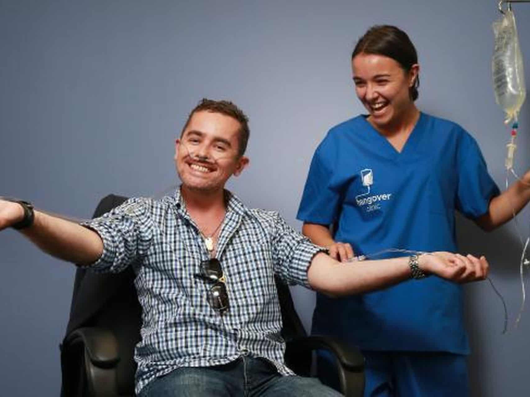 clínica resaca australia