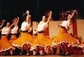 España folclore