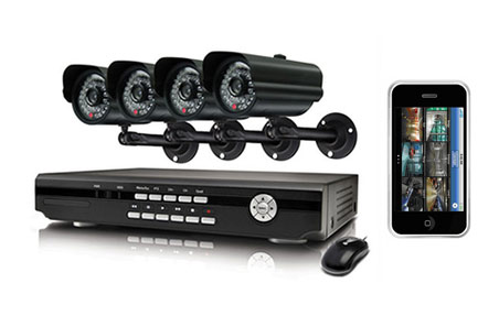 sistema de videovigilancia de Imsel