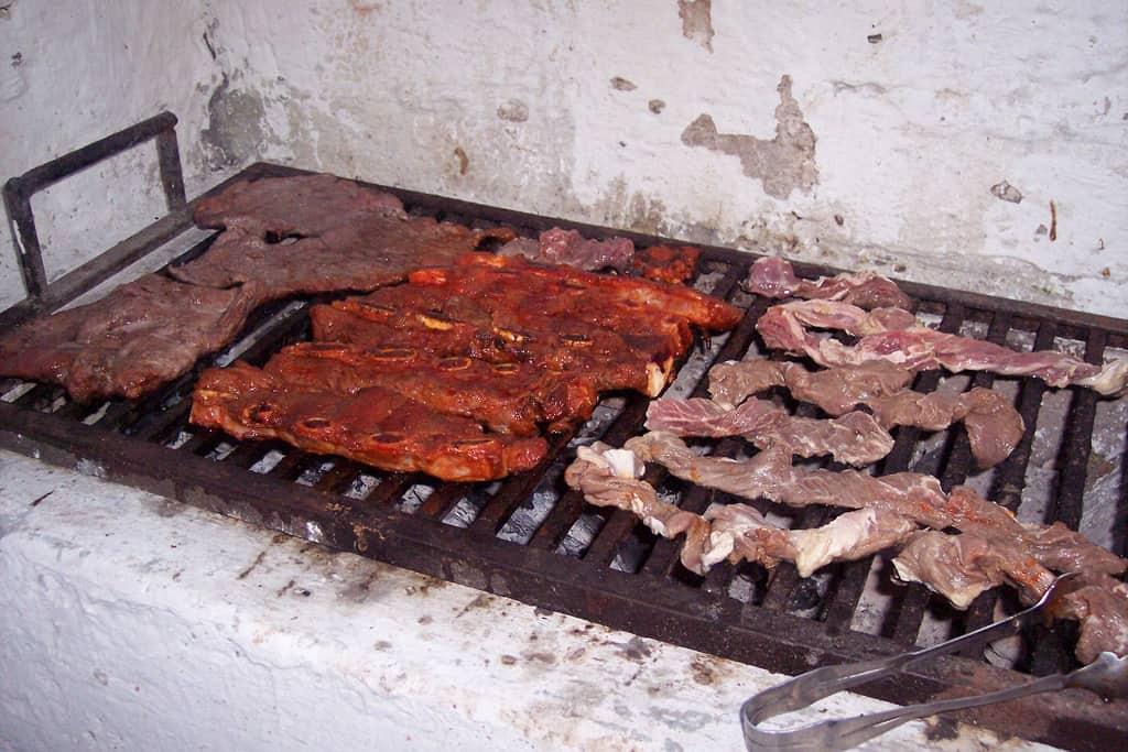 carne al carbon