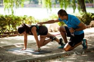 rutina de ejercicios adecuada