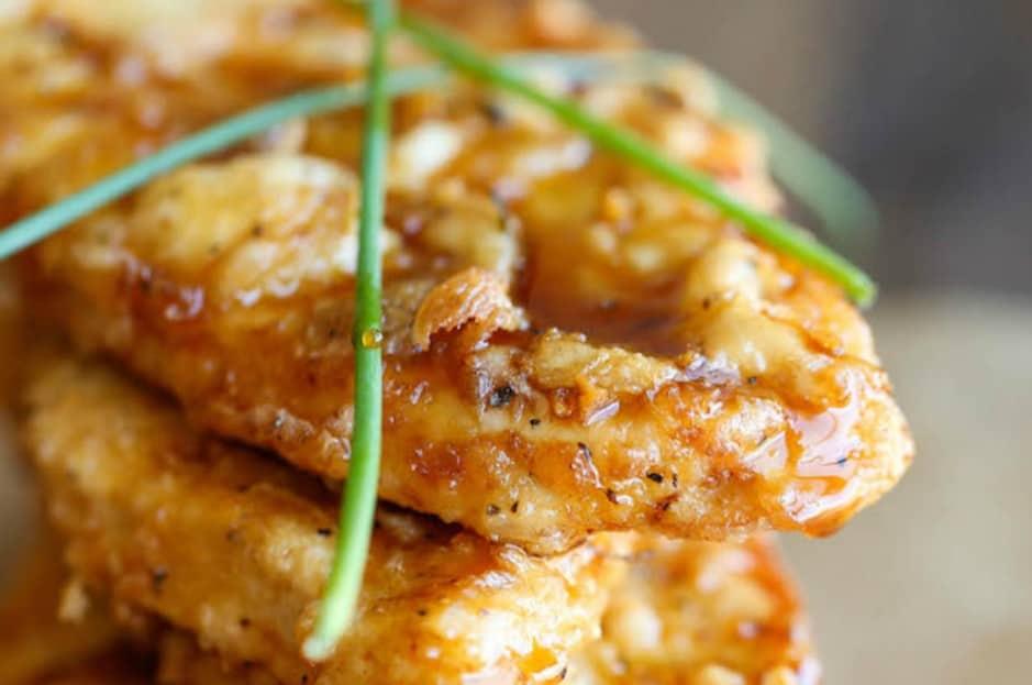 receta-pollo-glaseado