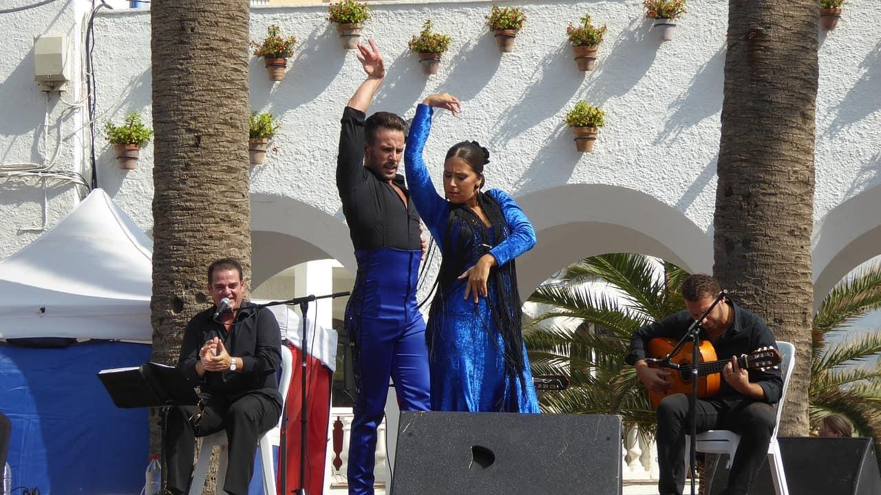 musica y danza de andalucia