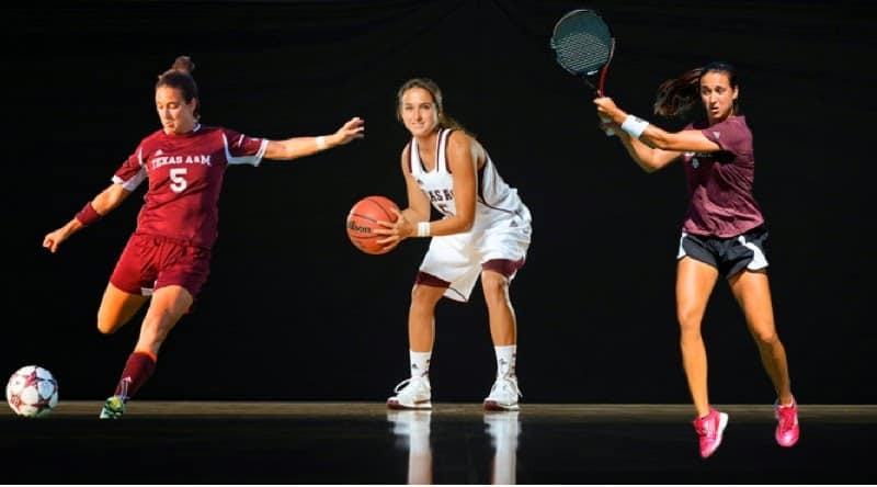 deportes mujeres