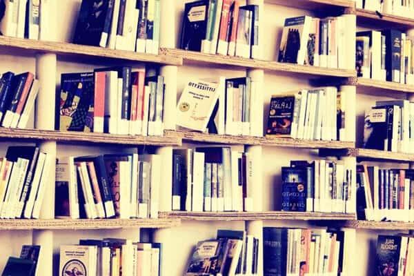 biblioteca libros