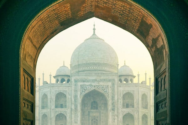 monumentos musulmanes donde la religion es diferente