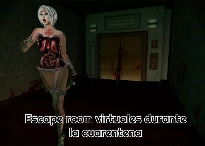 Escape room virtuales durante la cuarentena