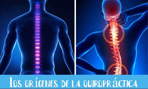 origenes de la quiropractica