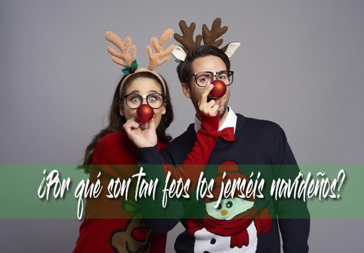 por que son tan feos los jerséis navideños